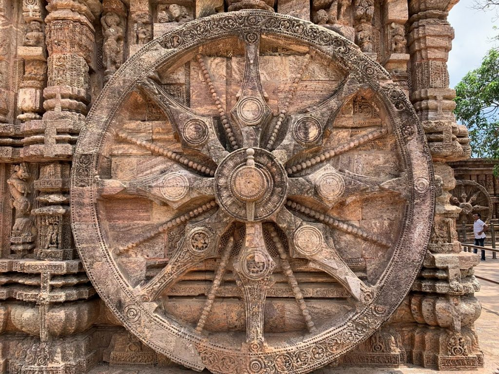 Konark Sun Temple-Ancient Indian Structural Marvel-Sun Temple on the Currency Note