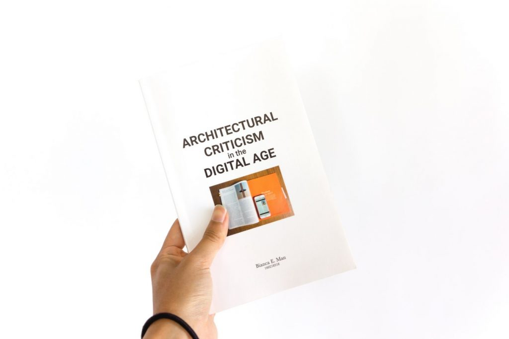 Things to know before pursuing a career in Architectural Criticism
