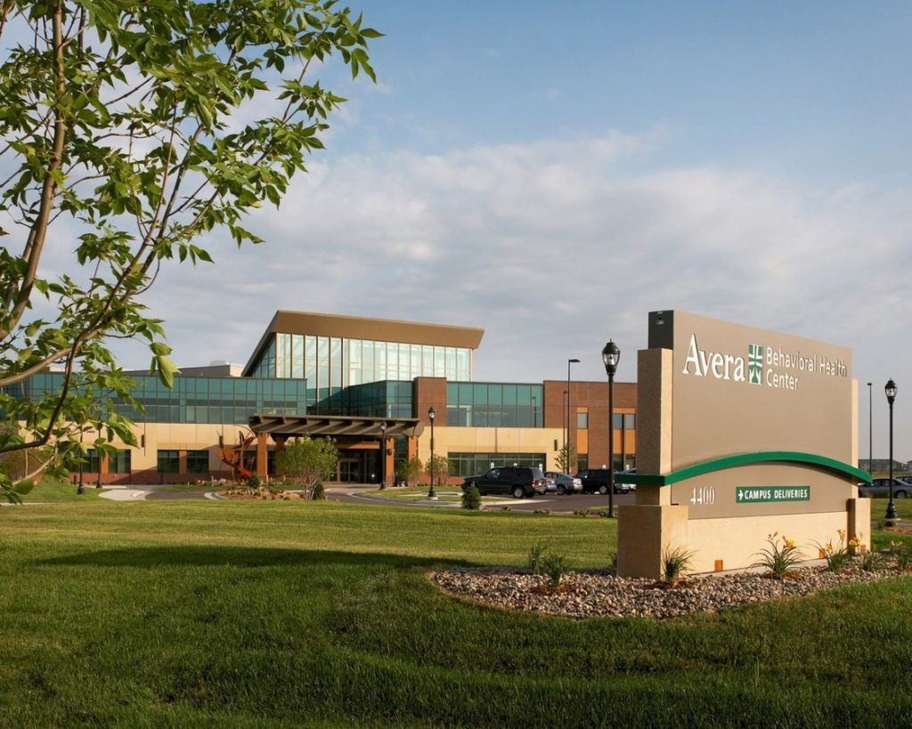 Avera McKennan Hospital – Avera Behavioral Health Centre - Sheet2
