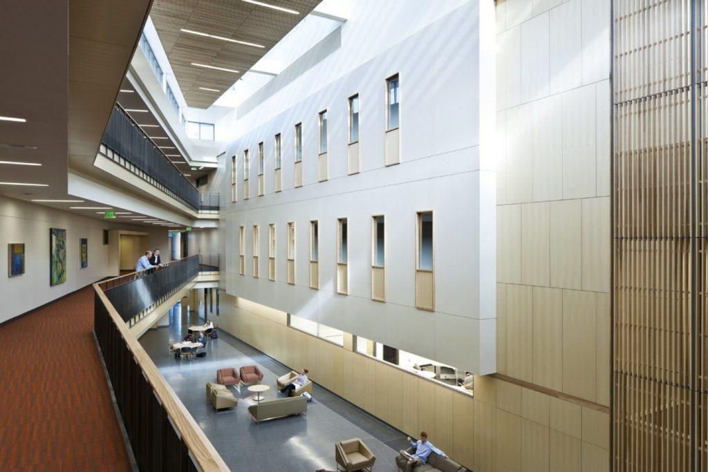Gustavus Adolphus College - new Warren and Donna Beck Academic Hall - Sheet1