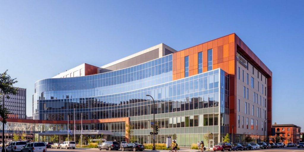 Hennepin Healthcare – Clinic and Specialty Centre - Sheet2