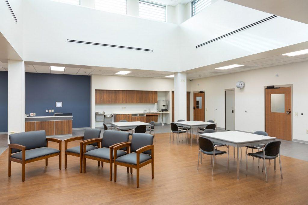 Oshkosh Correctional Institution – Health Services Unit Building - Sheet2