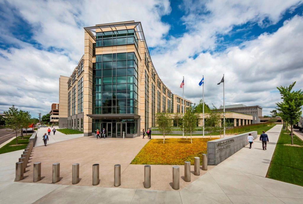 State of Minnesota – Minnesota Senate Building - Sheet2