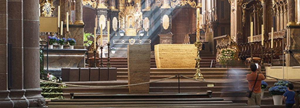 Wormser Dom's sanctuary interiors - Sheet1