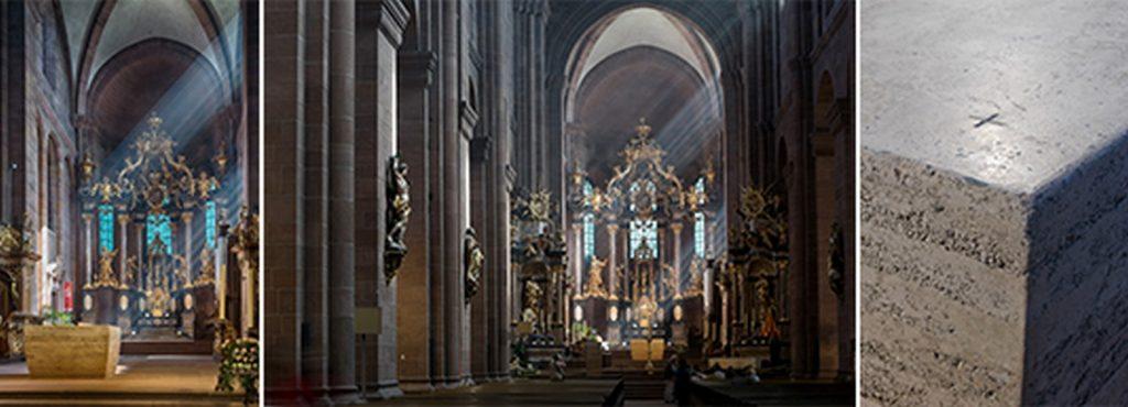 Wormser Dom's sanctuary interiors - Sheet2