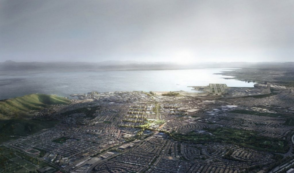 Resilient South City, San Francisco, Designers-Hassell Studio - Sheet2