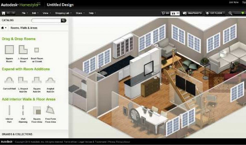 Design your home with these 10 Architecture Apps-Homestyler Interior Design