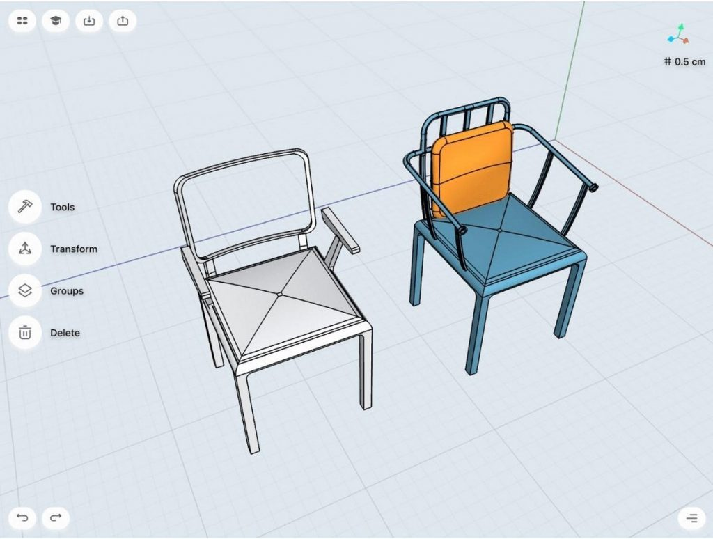 SHAPR 3D CAD MODELLING - Sheet3