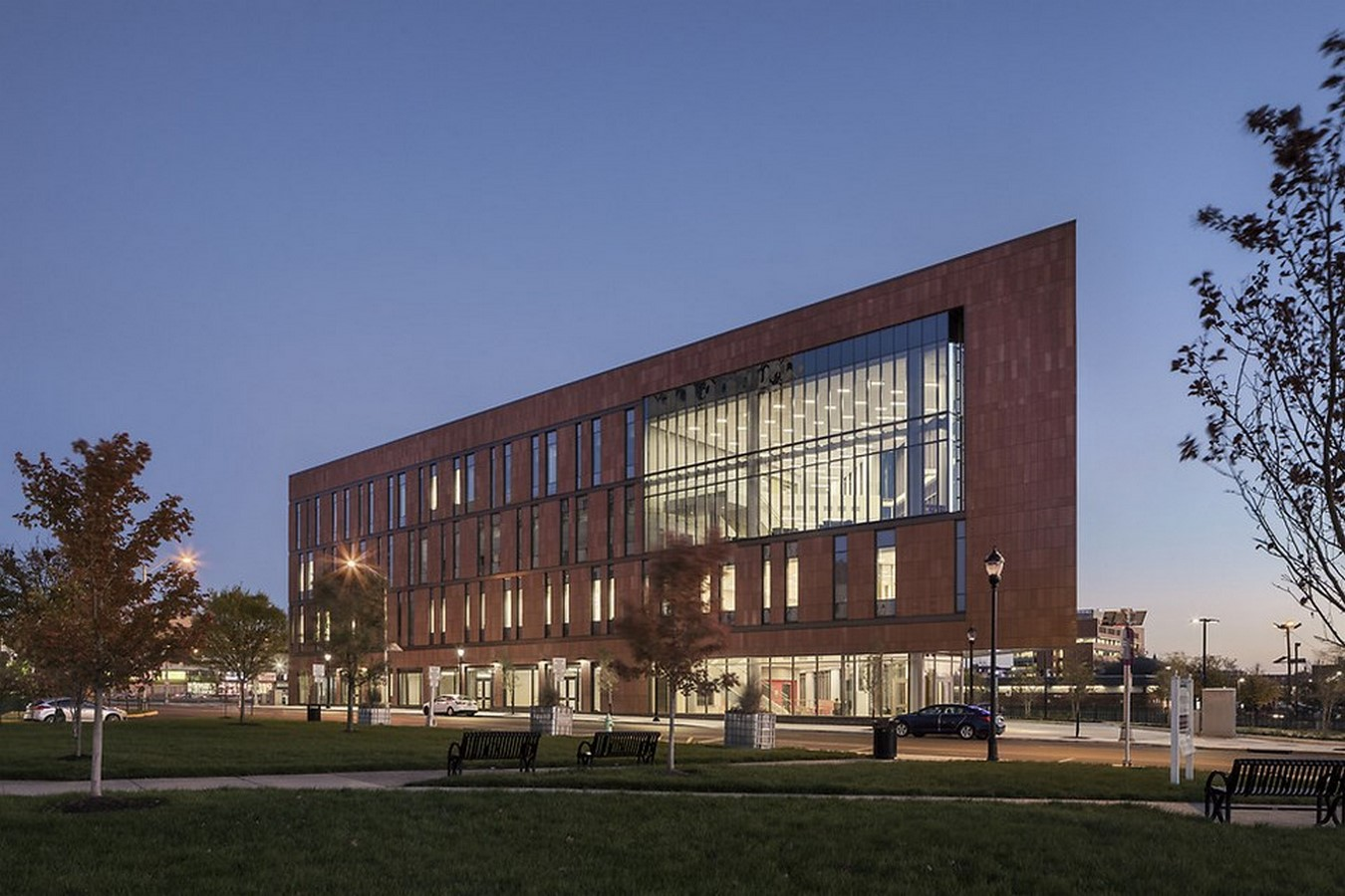 Rutgers University: School of Nursing and Science Building - Sheet1