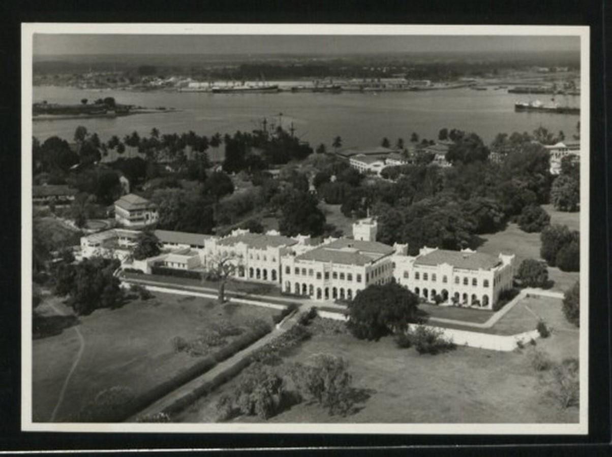 IKULU, STATE HOUSE OF TANZANIA - Sheet3