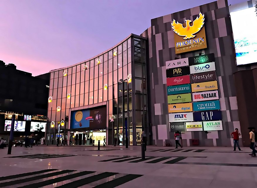 Rethinking the design of Malls post pandemic -2