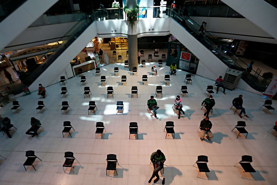 Rethinking the design of Malls post pandemic -3