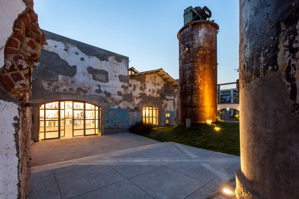 Contemporary examples of Adaptive Reuse-Alembic Industrial Heritage -6