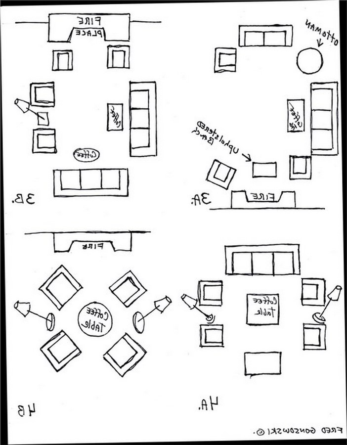 FURNITURE ARRANGEMENT - Sheet2