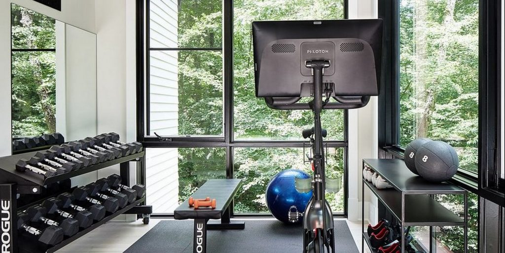 WORKOUT SPACE - Sheeta2