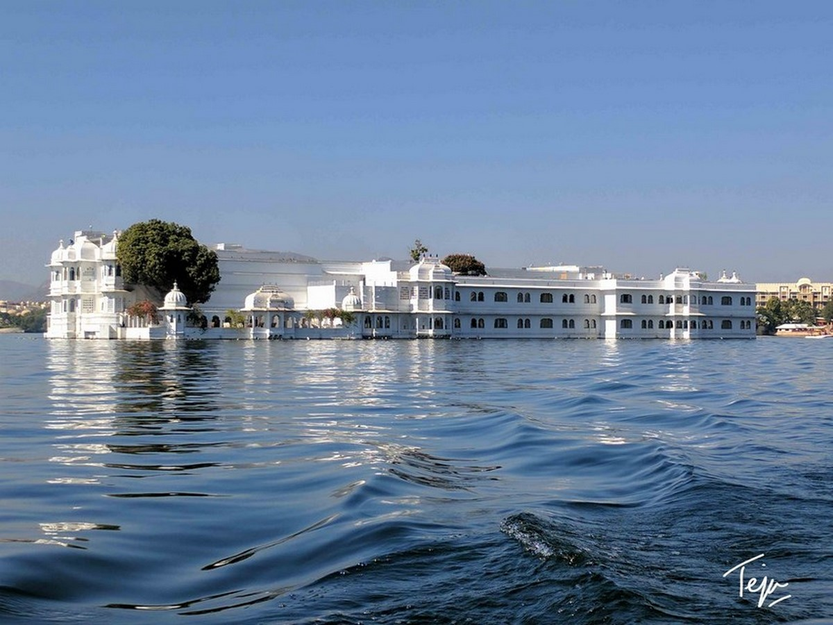 Architecture of Indian Cities Udaipur - City of lakes - Sheet7