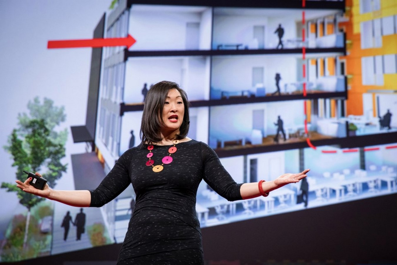 Grace Kim- How cohousing can make us happier (and live longer)