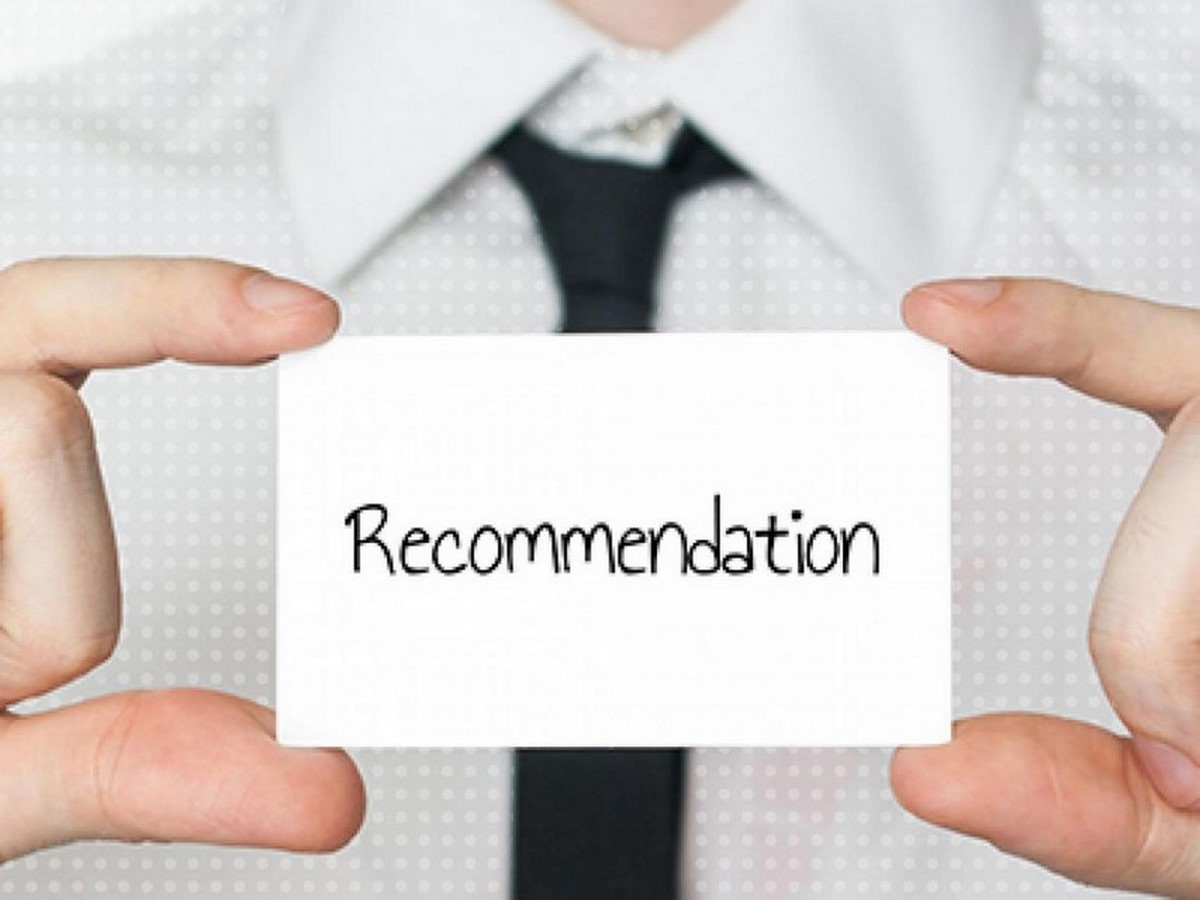Recommendations are powerful