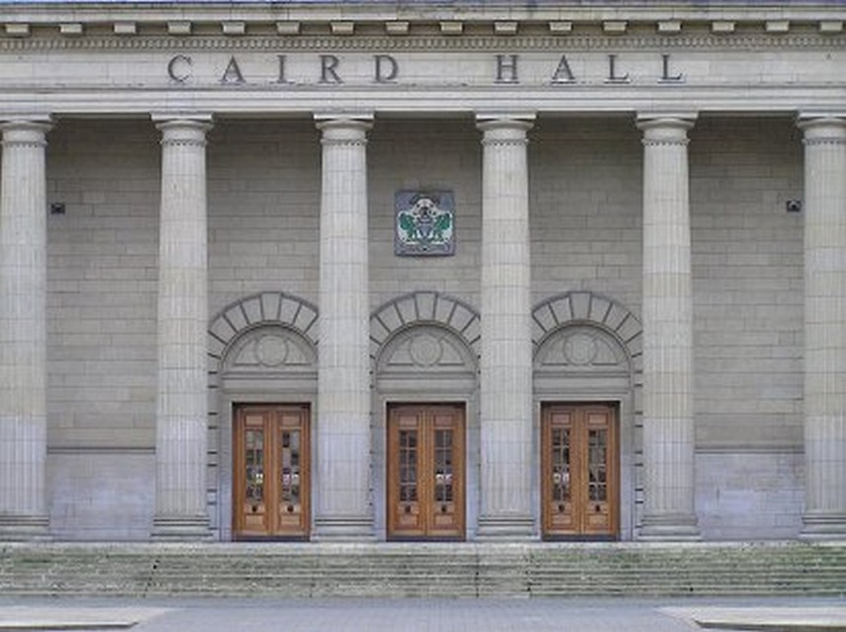 CAIRD HALL AND CITY CHAMBERS - Sheet2