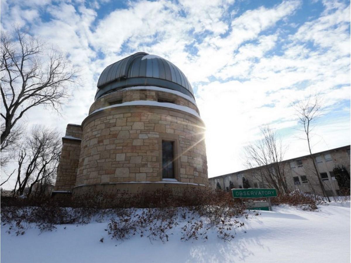 University of Saskatchewan Observatory - Sheet1