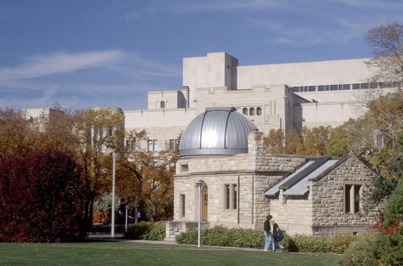 University of Saskatchewan Observatory - Sheet3