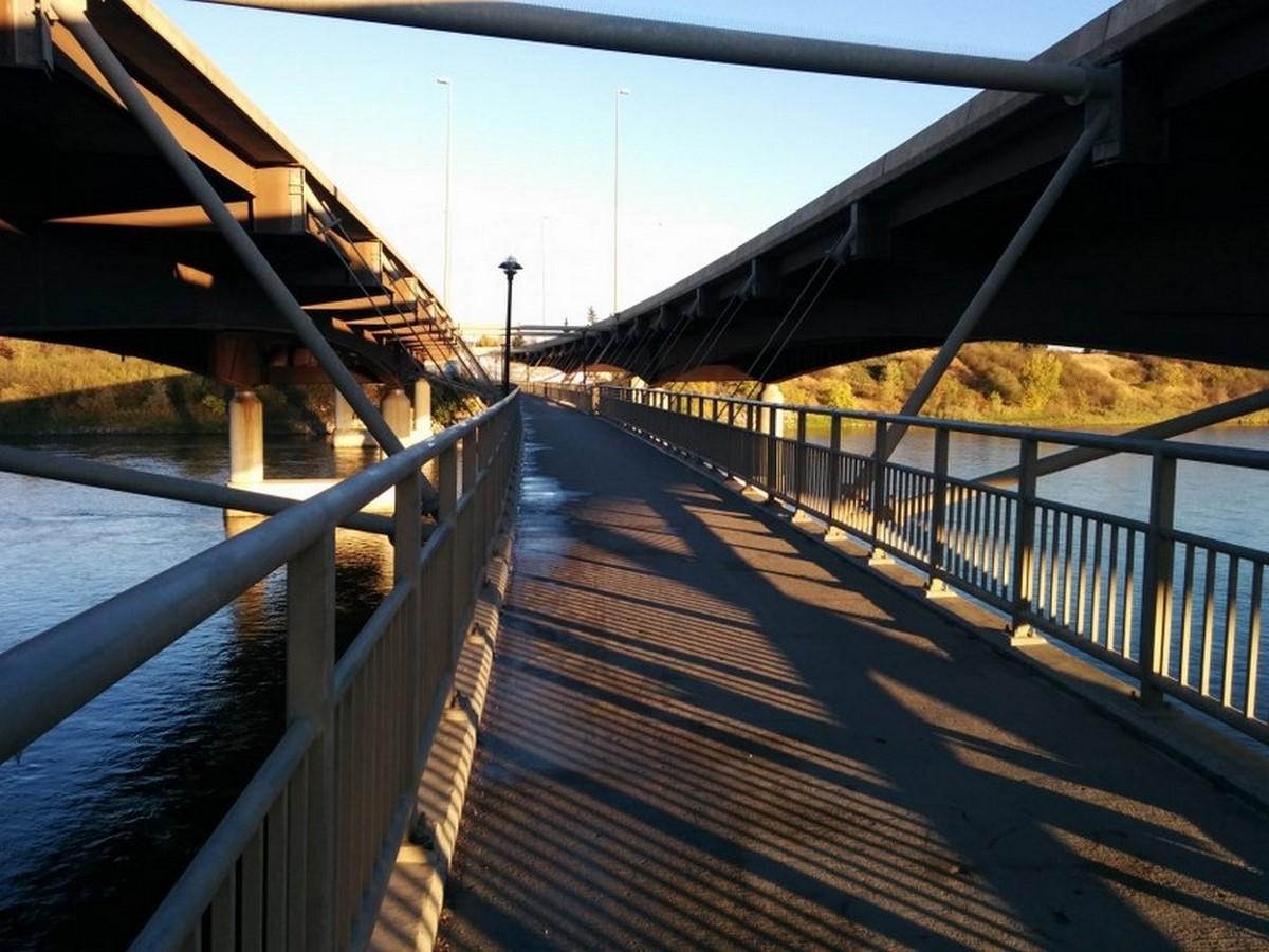 The Bridges of Saskatoon - Sheet2