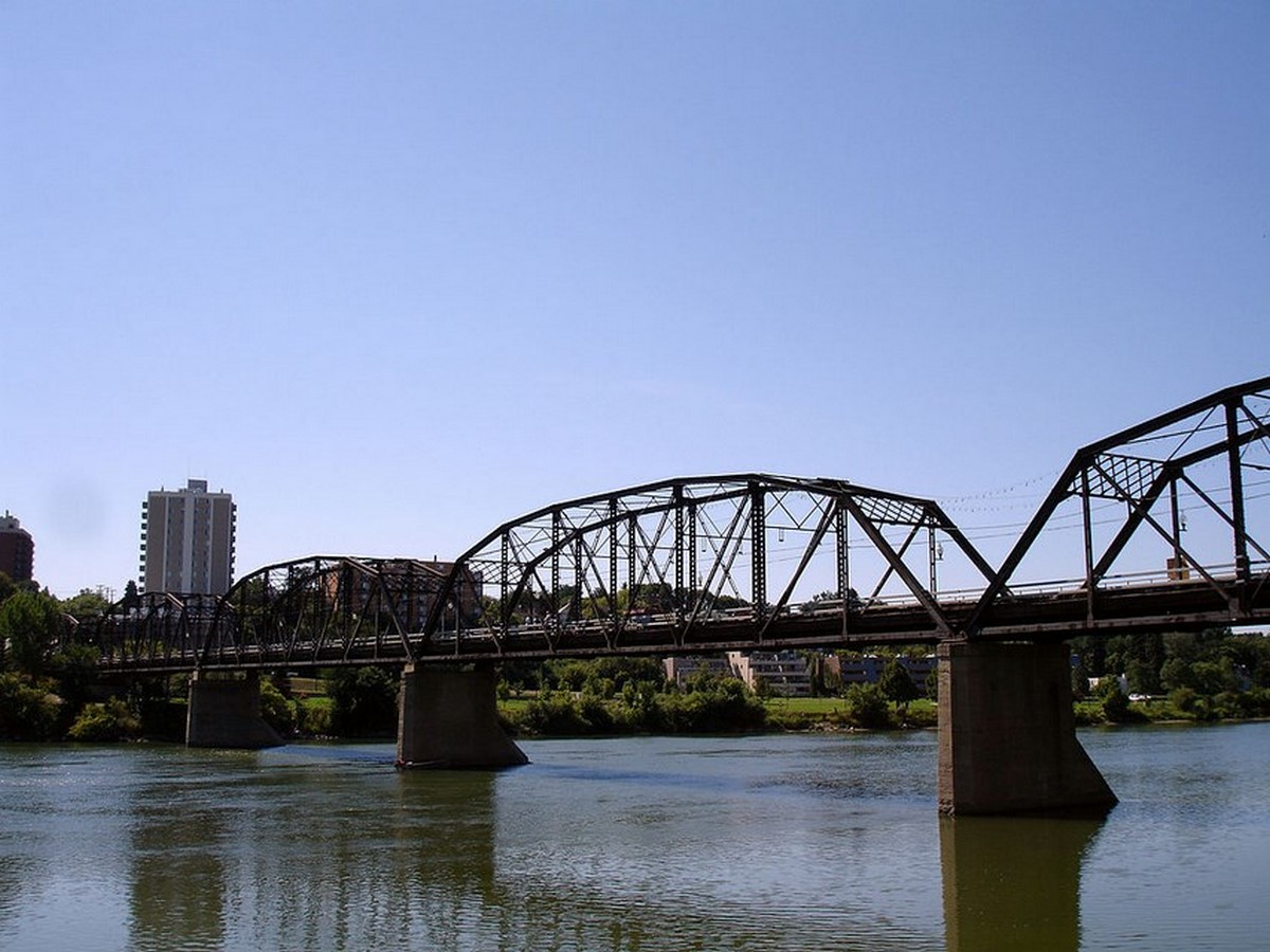 The Bridges of Saskatoon - Sheet3