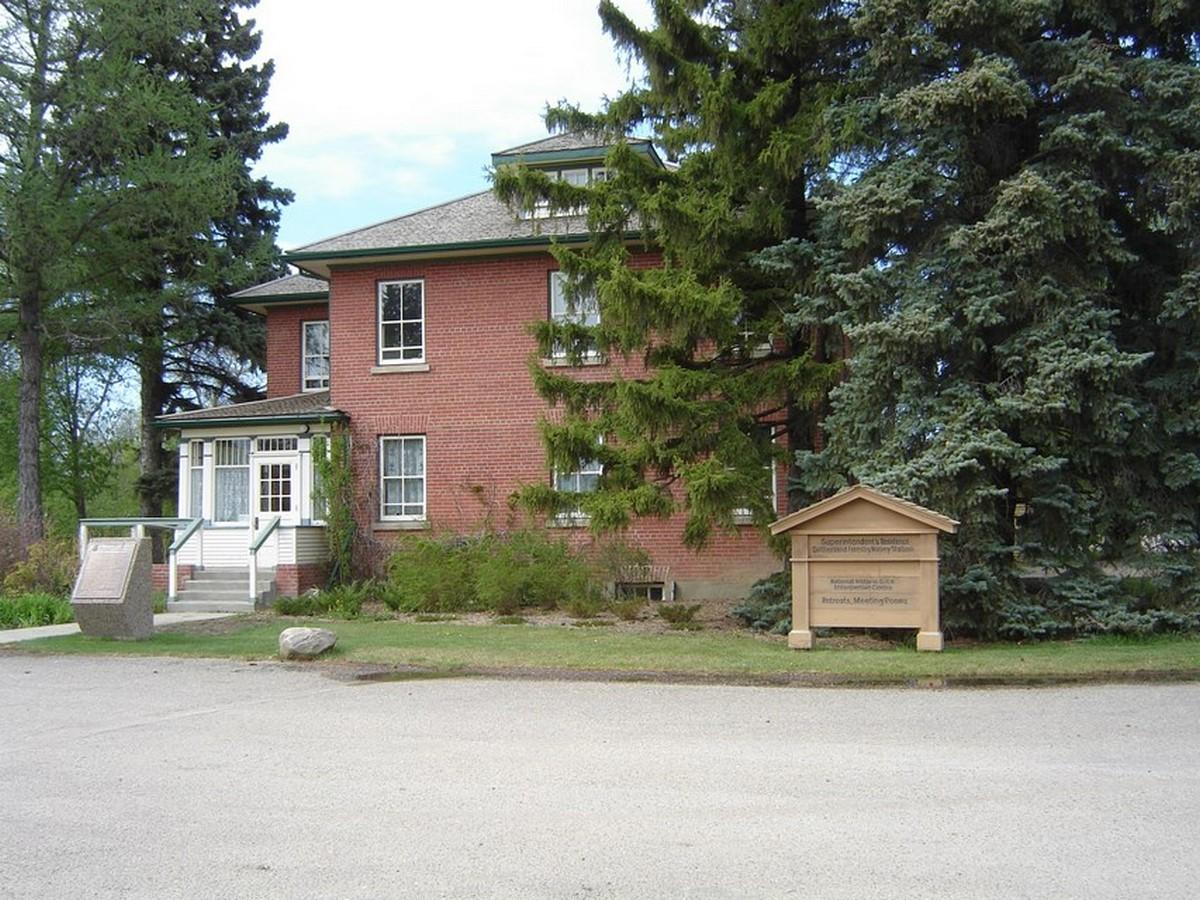 Saskatoon Forestry farm park and Zoo