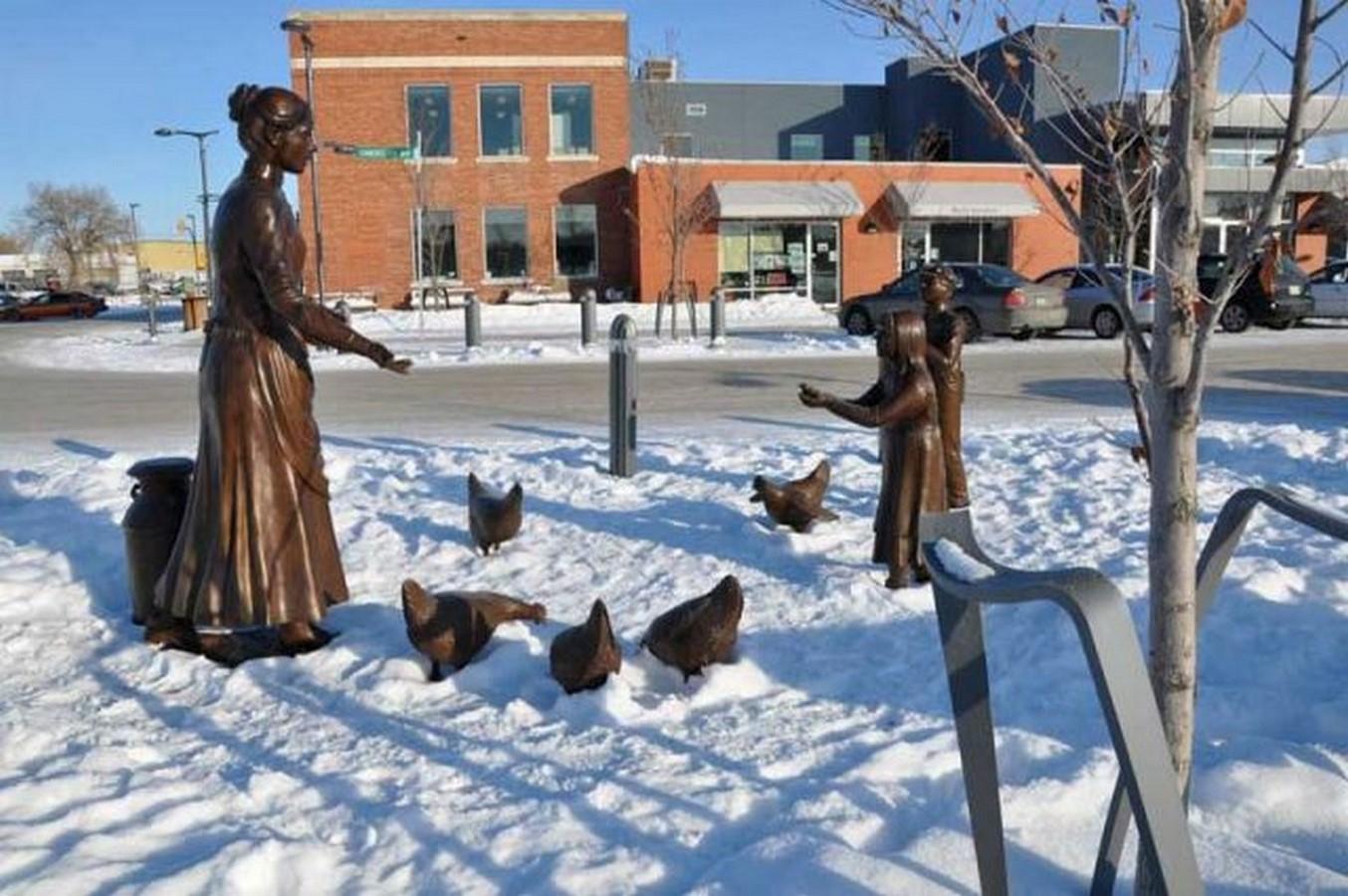Public Art Collection in Saskatoon - Sheet4
