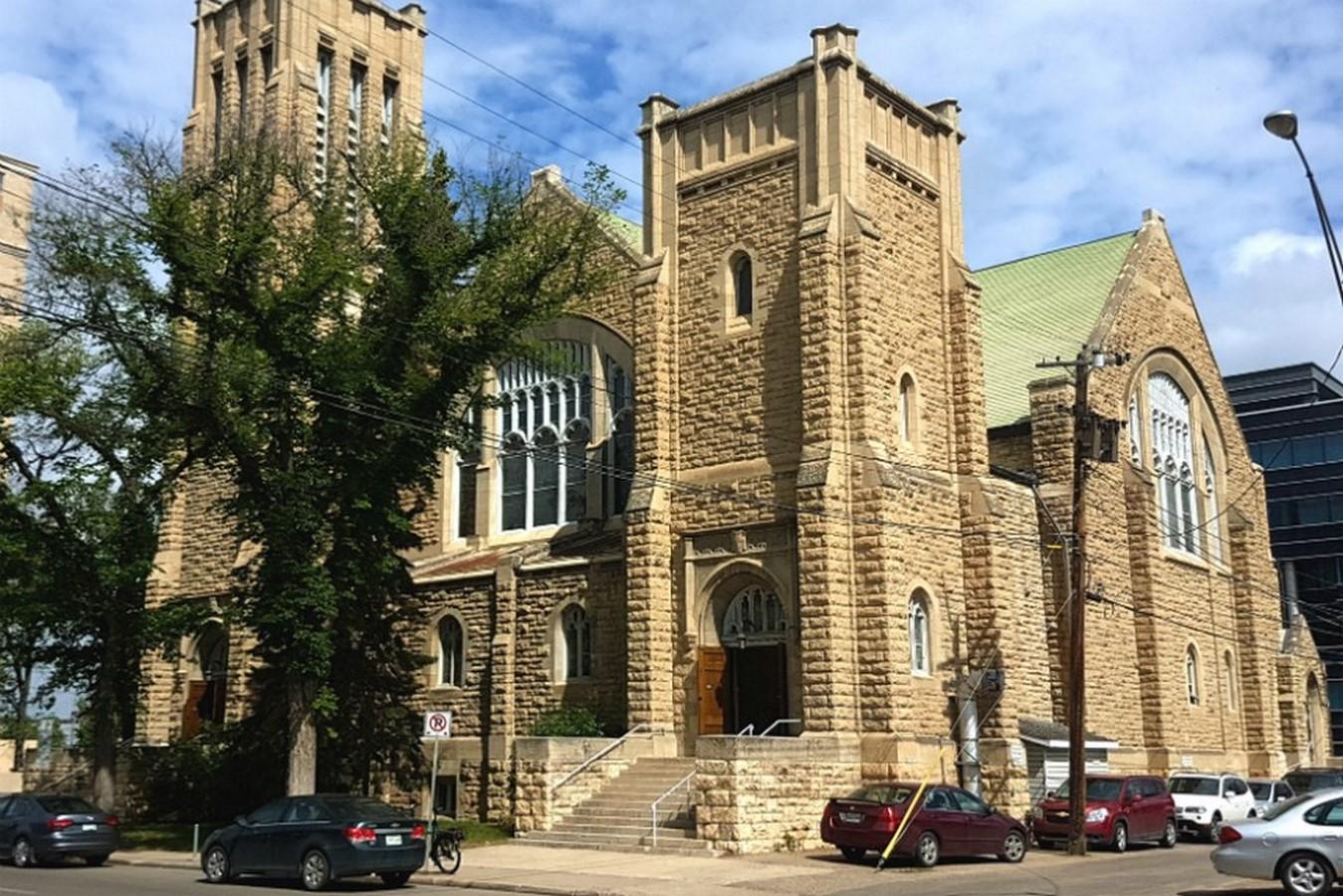 Third Avenue United Church - Sheet3