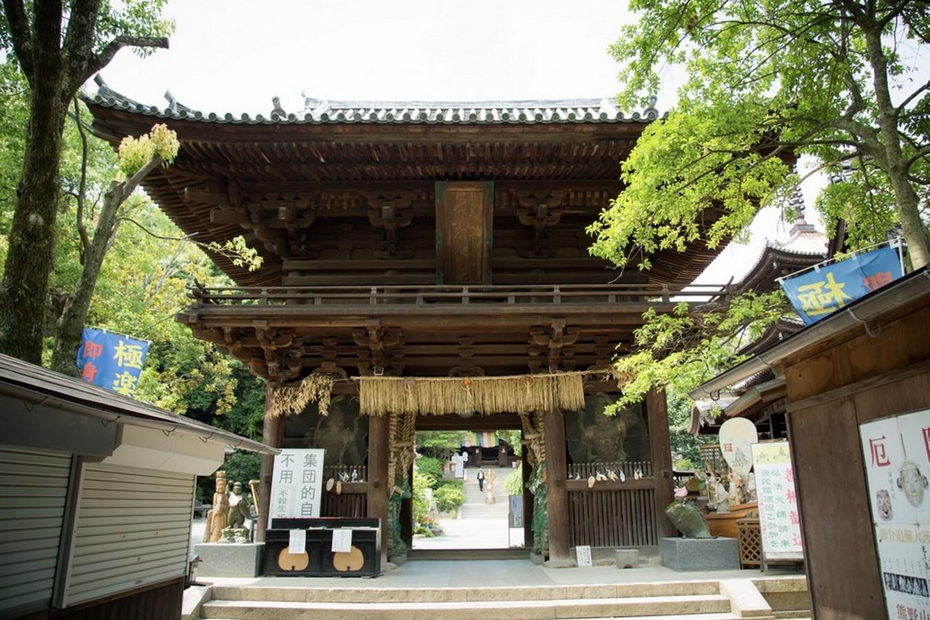 Ishiteji Temple - Sheet1