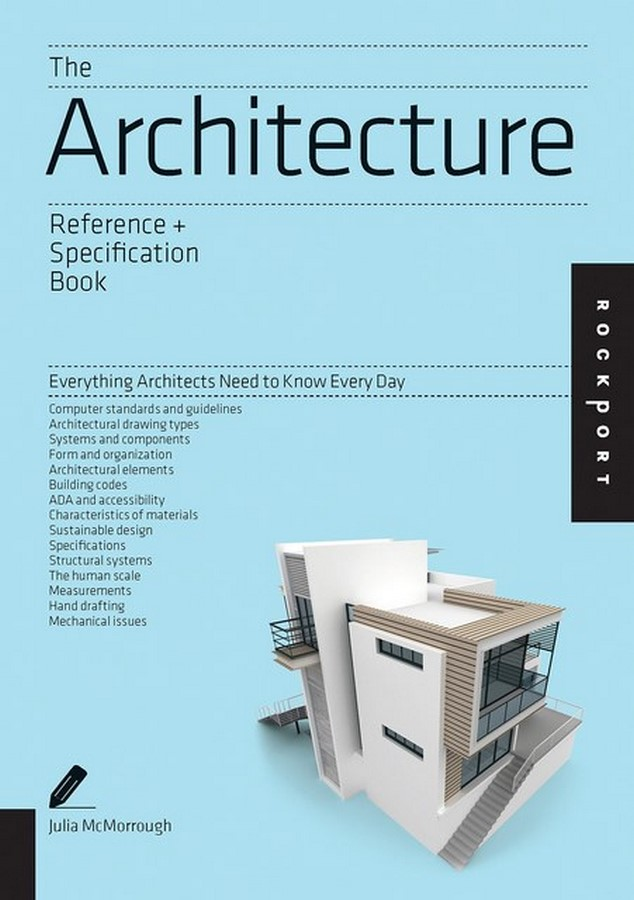 THE ARCHITECTURE REFERENCE + SPECIFICATION BOOK – Julia McMorrough