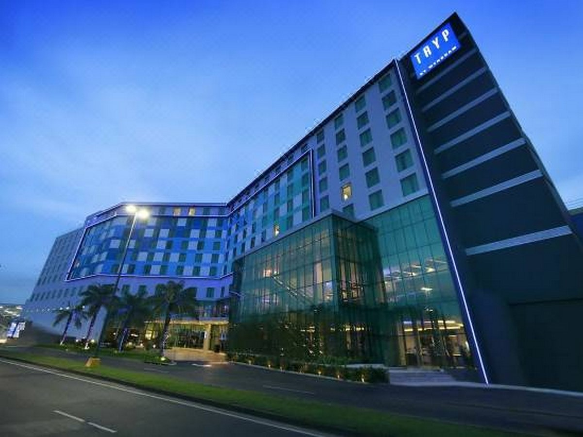 HOTEL TRYP BY WYNDHAM ALBROOK MALL, PANAMA - Sheet1