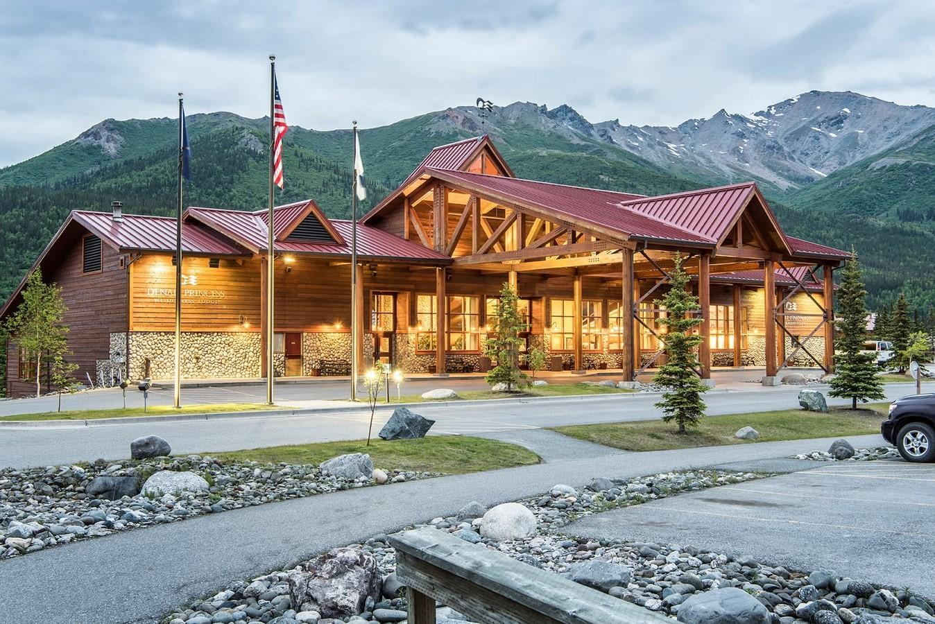 Denali National Park Lodging - Sheet1