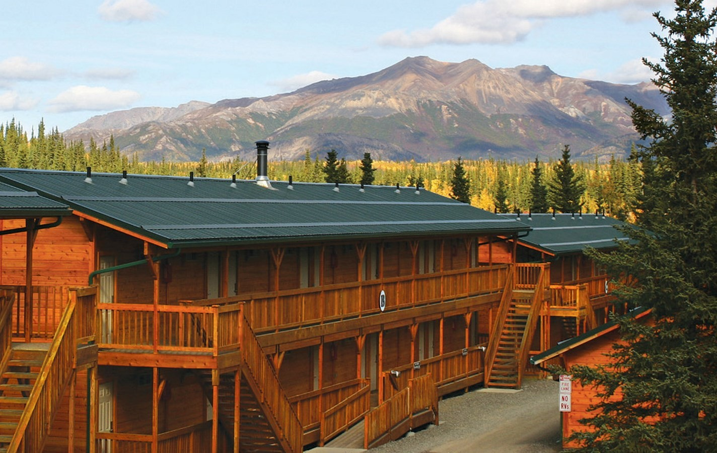 Denali National Park Lodging - Sheet2