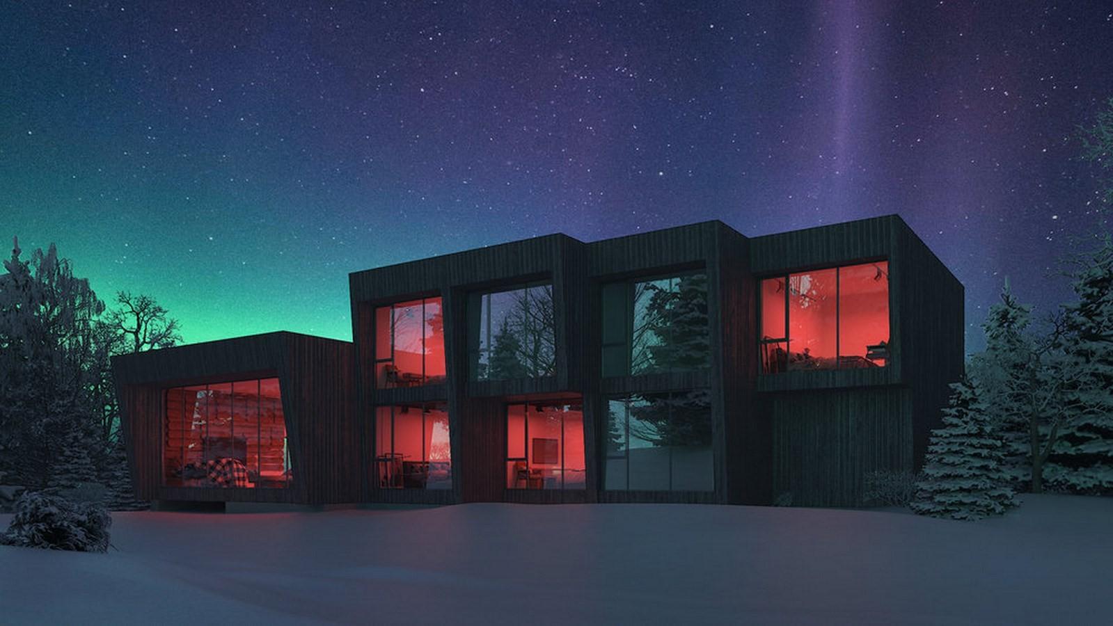 Hotel Aurora Villa, Fairbanks - Sheet1