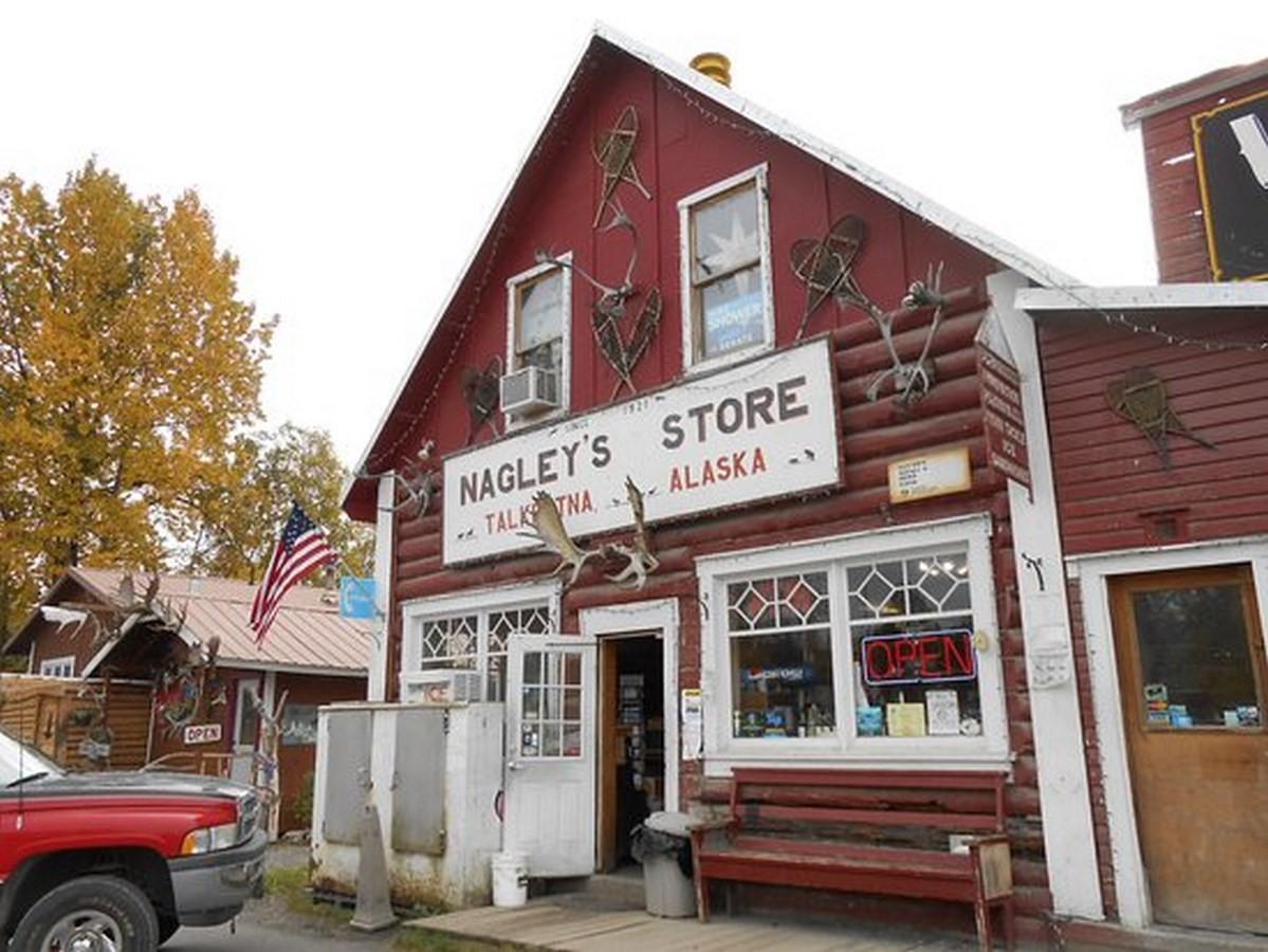 Nagley'sGrocery Store, Talkeetna - Sheet2