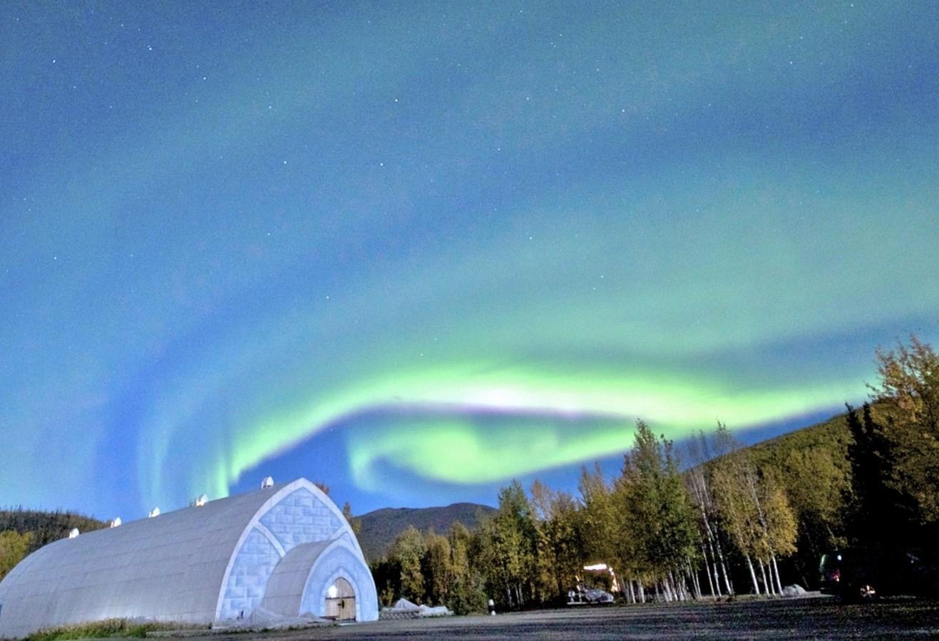 The Aurora Ice Museum - Sheet1