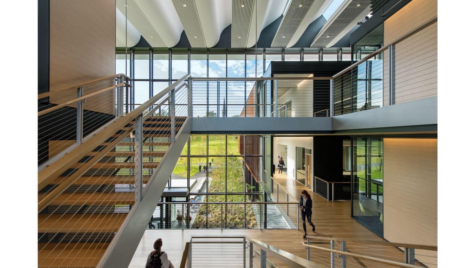 Amherst College Science Centre, Amherst, Massachusetts - Sheet2