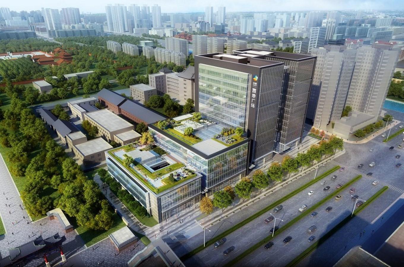 COFCO Landmark, Beijing, China - Sheet2