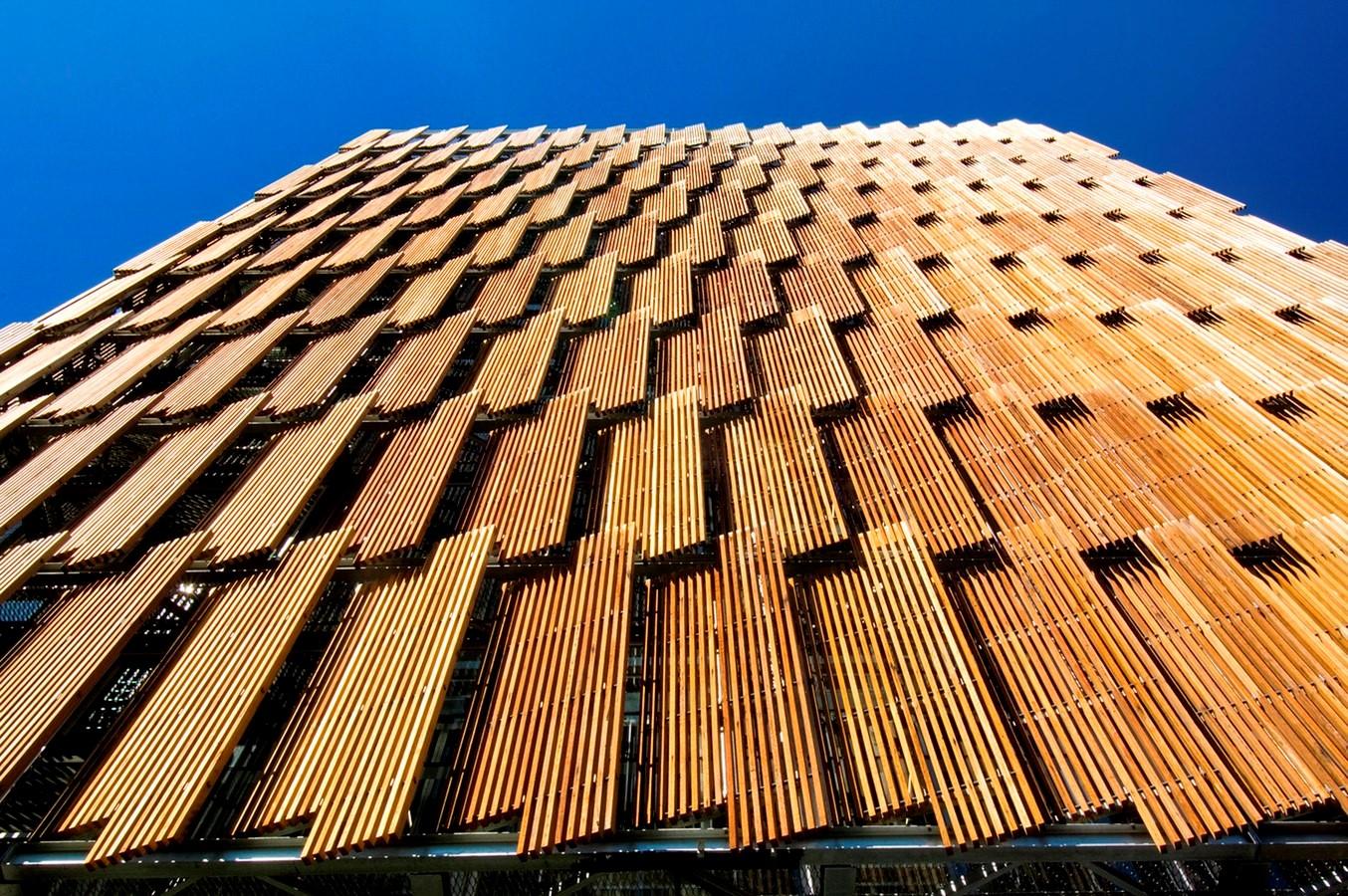 Council House 2, Melbourne - Sheet2