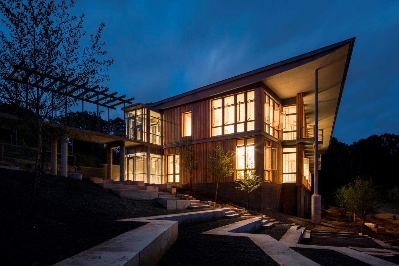 Frick Environmental Centre, Pittsburgh - Sheet2