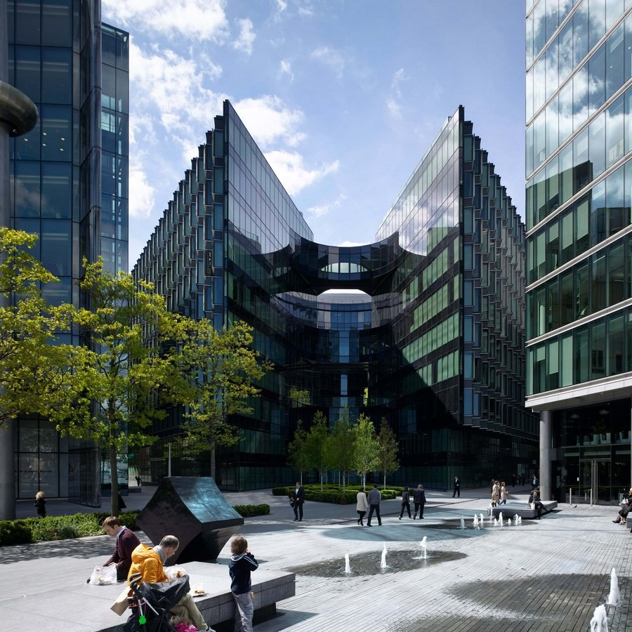 More London Building - Sheet1