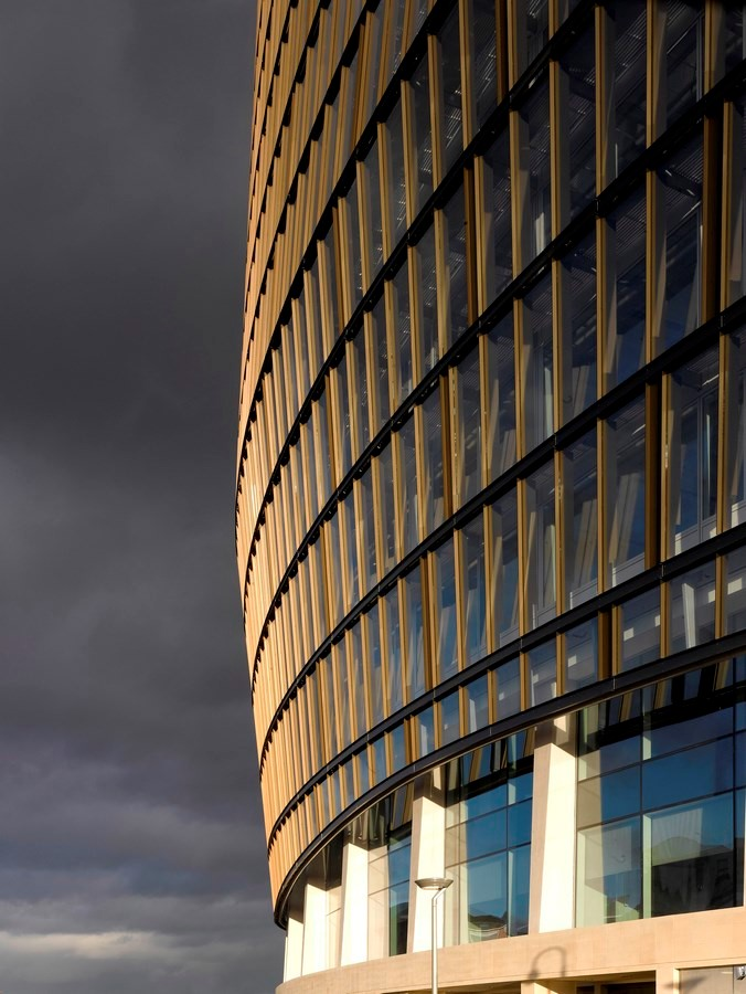 One Angel Square, Manchester, UK - Sheet2