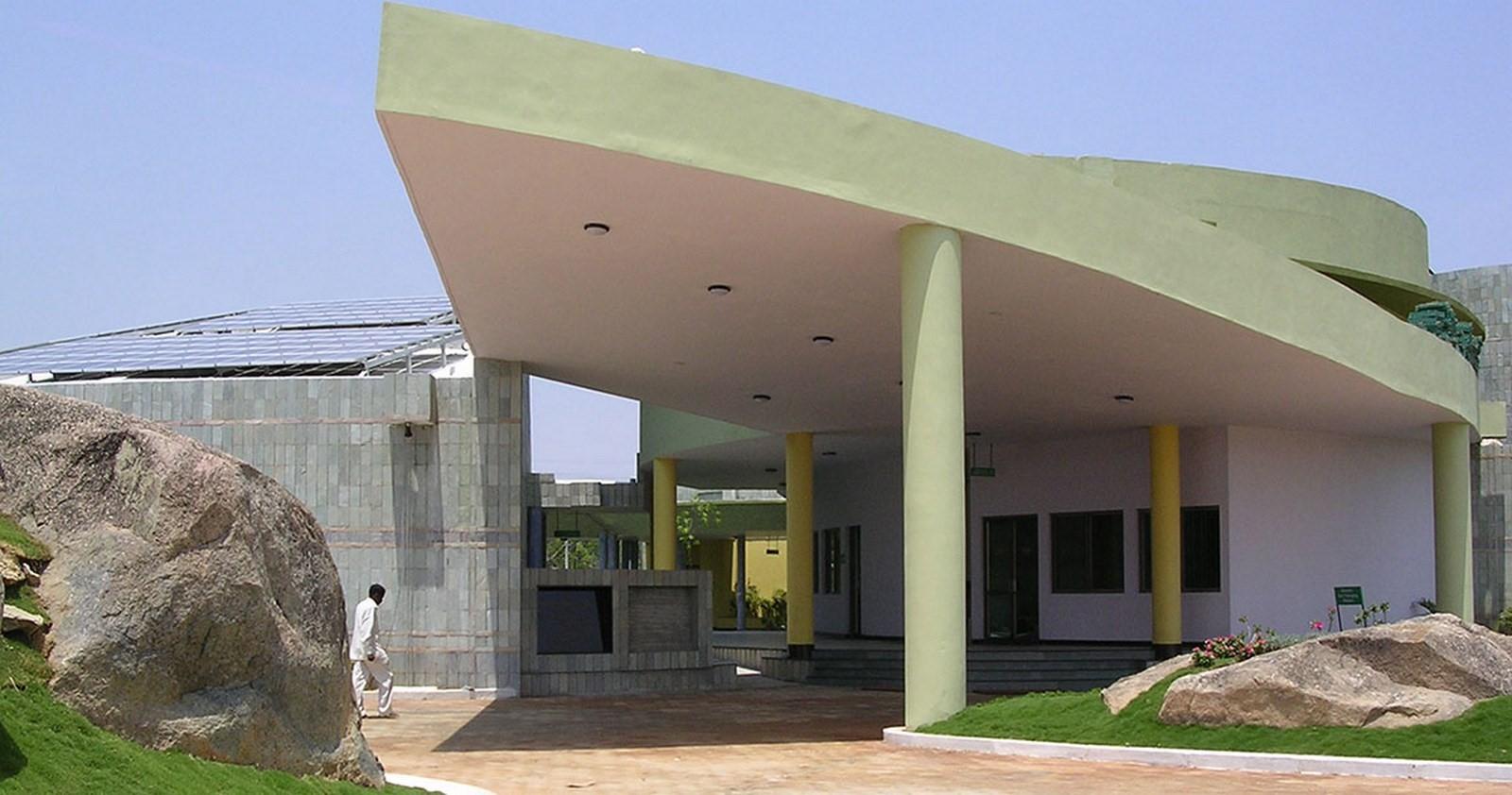 Sohrabji Godrej Green Business Centre, Hyderabad, India - Sheet2