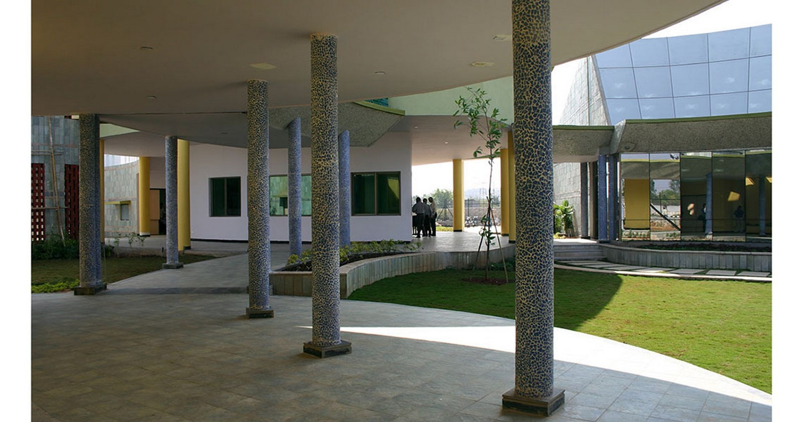 Sohrabji Godrej Green Business Centre, Hyderabad, India - Sheet3