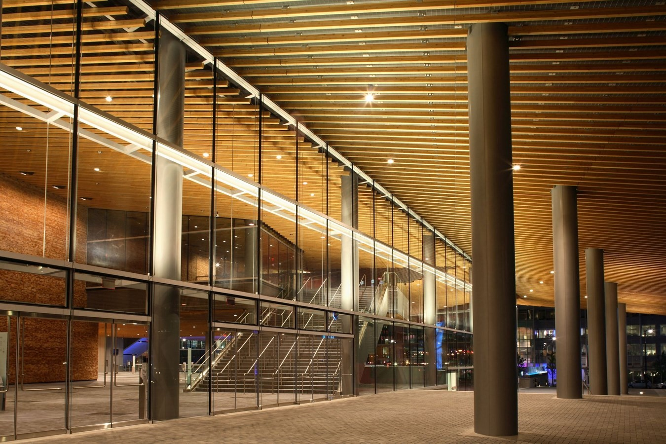 Vancouver Convention Centre, Vancouver, Canada - Sheet1