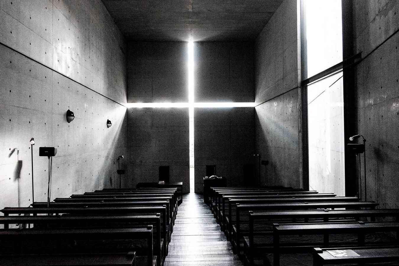 Examples of innovative use of Natural Light-Church of the Light -1