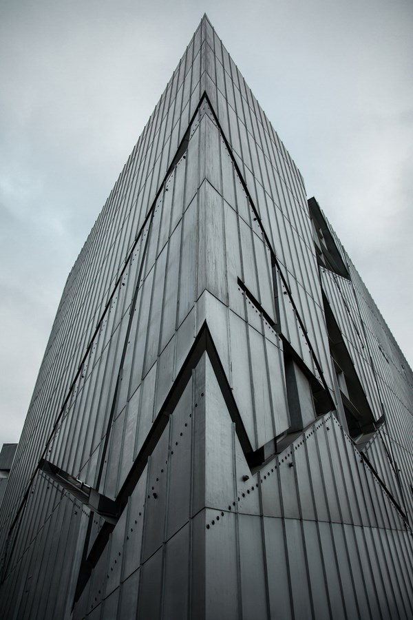 Examples of innovative use of Natural Light-Jewish Museum -1