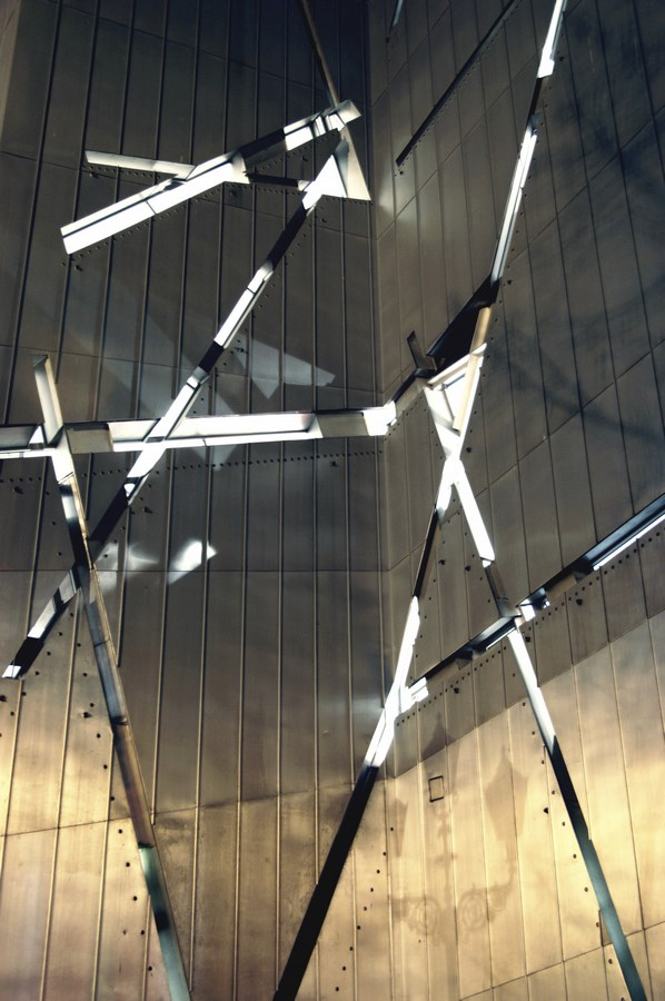 Examples of innovative use of Natural Light-Jewish Museum -2